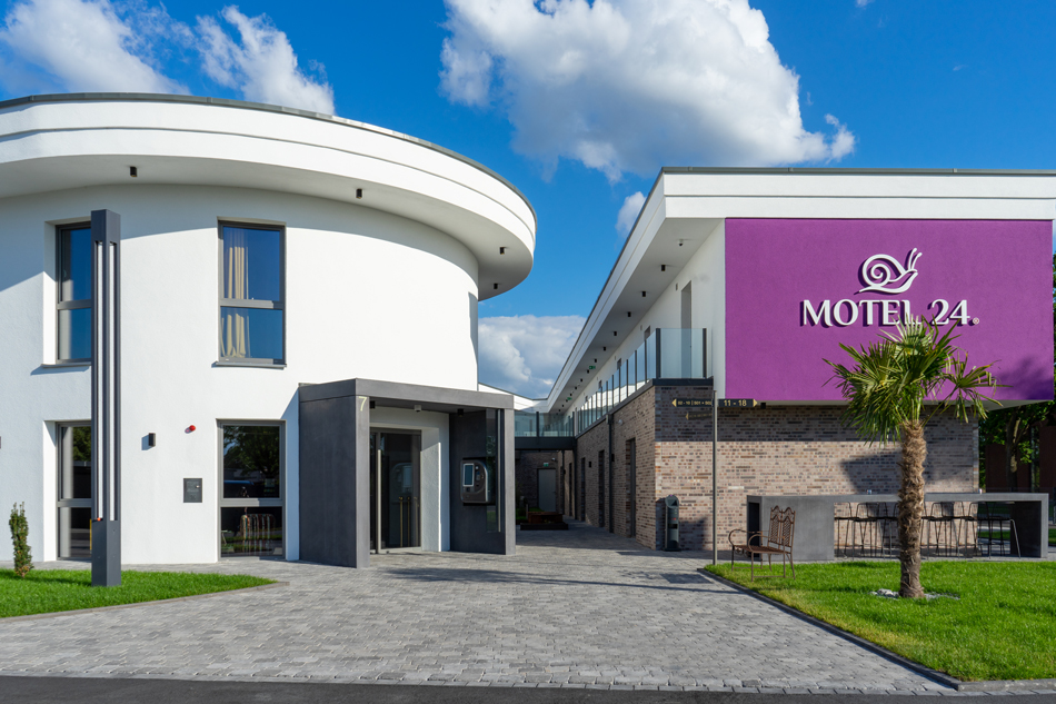 Motel24 Rietberg Außenansicht